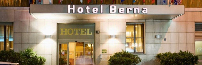 Hotel Berna Milano Mi