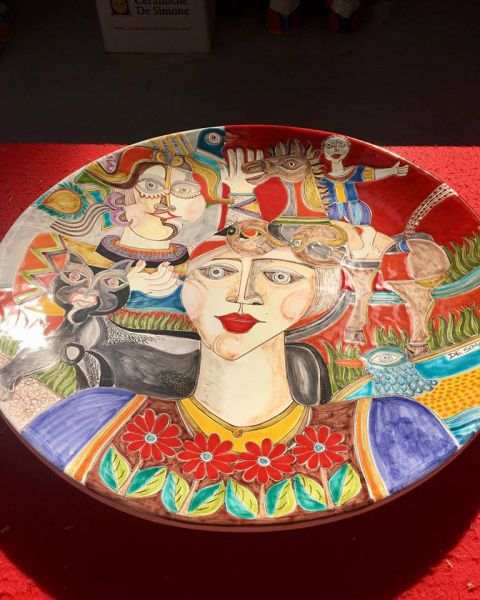 Ceramica De Simone Catania.Ceramiche De Simone Ilmangiaweb